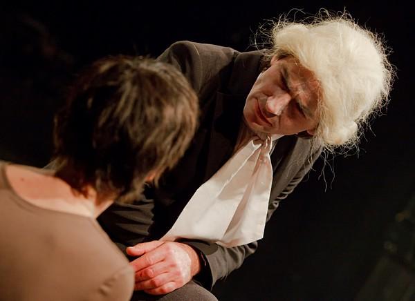 Homonnai Katalin, Kuna Károly (© TeátrumFotó)