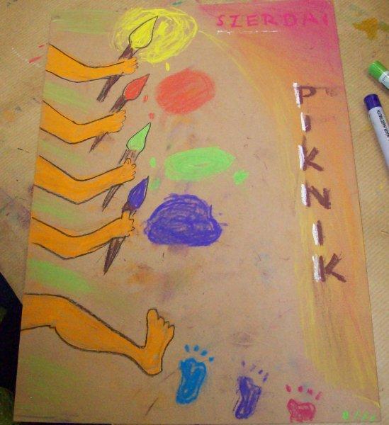 Piknik plakat by Mari_5931