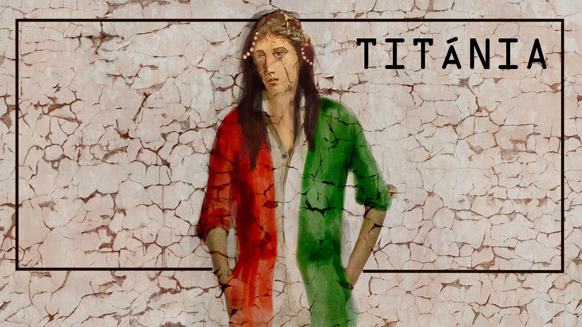 titániakép